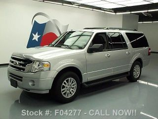 2011 Ford Expedition El 8 - Pass Park Assist 33k Texas Direct Auto photo