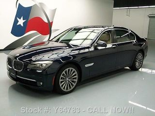 2011 Bmw 750li Twin - Turbo Hud 29k Texas Direct Auto photo