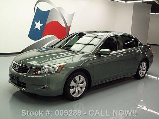 2009 Honda Accord Ex - L V6 Htd 72k Texas Direct Auto photo