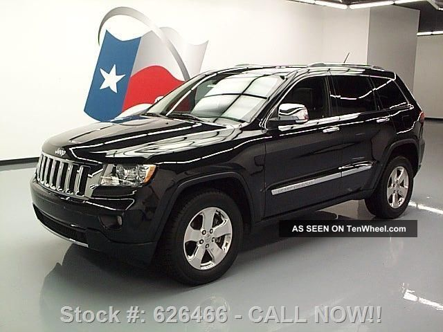 2011 Jeep Grand Cherokee Limited Pano Roof Texas Direct Auto Grand Cherokee photo