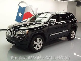 2011 Jeep Grand Cherokee Limited Pano Roof Texas Direct Auto photo