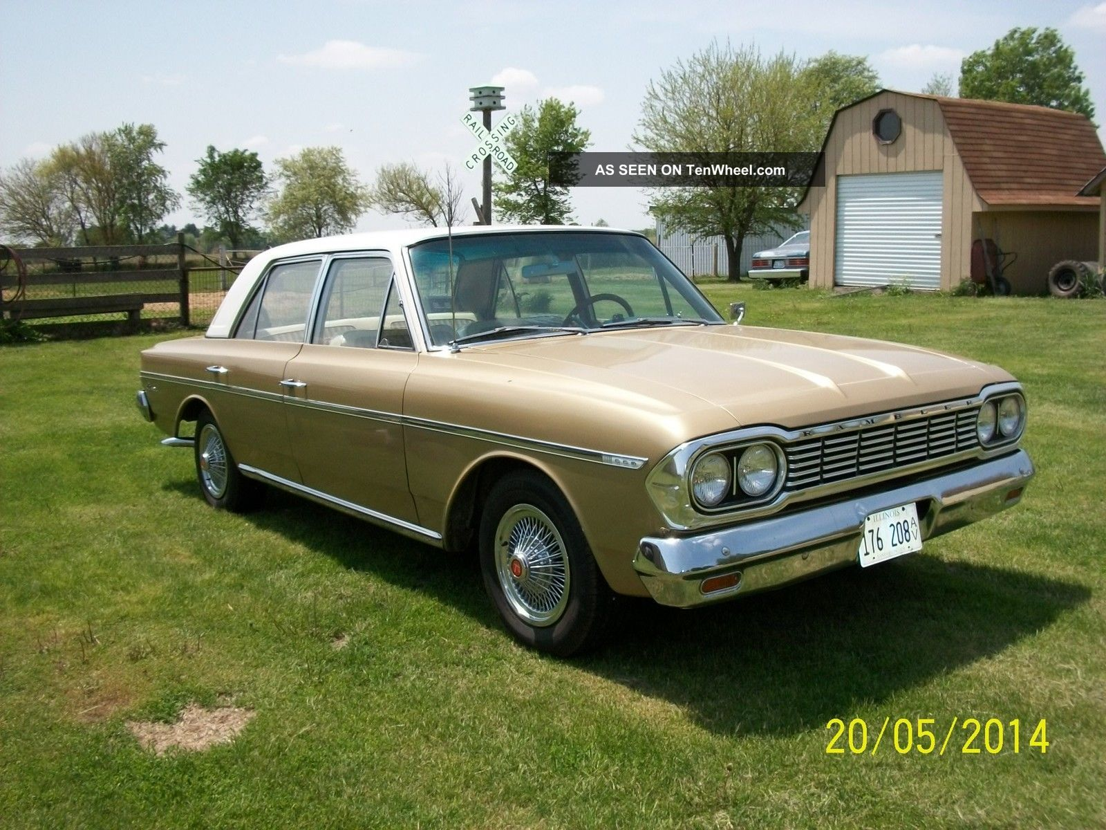 1964 Rambler Classic 660 AMC photo