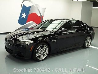 2011 Bmw 535i Xdrive Awd M - Sport Twin - Turbo Texas Direct Auto photo