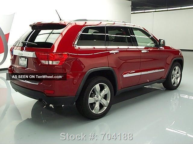 2011 jeep grand cherokee overland hemi pano texas direct auto. Black Bedroom Furniture Sets. Home Design Ideas