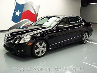 2010 Mercedes - Benz E350 P1 Sport 4matic / Awd 33k Mi Texas Direct Auto photo