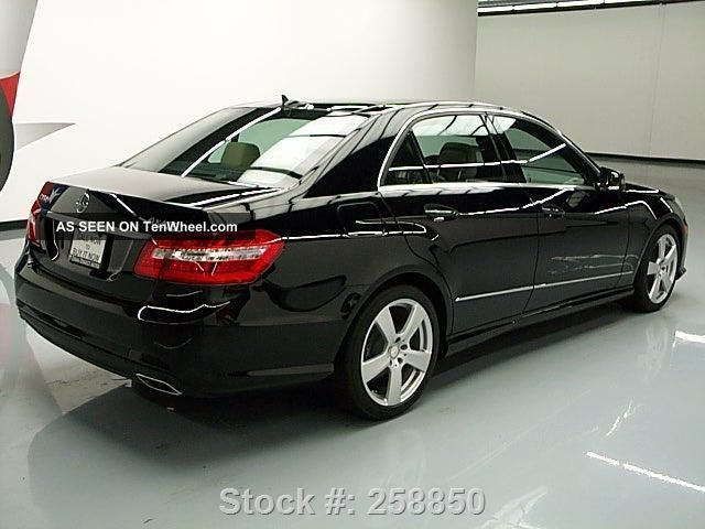 2010 mercedes benz e350 p1 sport 4matic awd 33k mi for Mercedes benz bloomfield mi