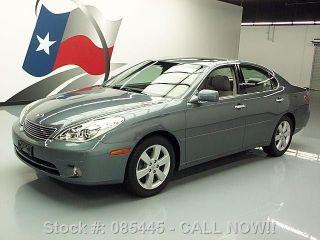 2005 Lexus Es330 Sedan Pwr Sunshade 42k Texas Direct Auto photo