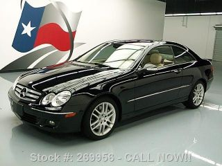 2009 Mercedes - Benz Clk350 Only 41k Texas Direct Auto photo