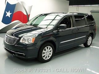 2013 Chrysler Town & Country Touring Dvd 7k Mi Texas Direct Auto photo