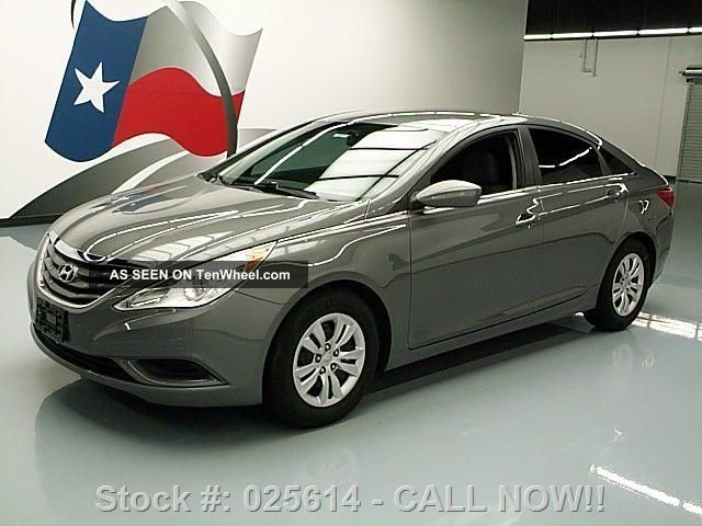 2011 Hyundai Sonata Gls Sedan Automatic Cruise Ctrl 44k Texas Direct Auto Sonata photo