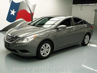 2011 Hyundai Sonata Gls Sedan Automatic Cruise Ctrl 44k Texas Direct Auto photo