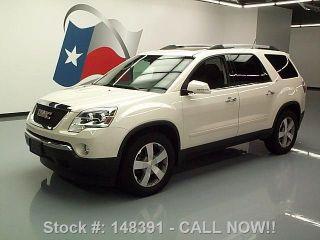 2011 Gmc Acadia Awd Dual 39k Texas Direct Auto photo