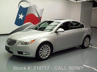2011 Buick Regal Cxl Park Assist 19k Mi Texas Direct Auto photo