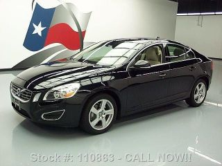 2012 Volvo S60 T5 Auto Alloy Wheels 59k Texas Direct Auto photo