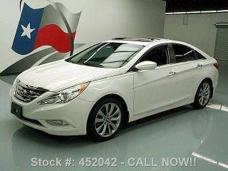 2012 Hyundai Sonata Se 2.  0t 45k Mi Texas Direct Auto photo