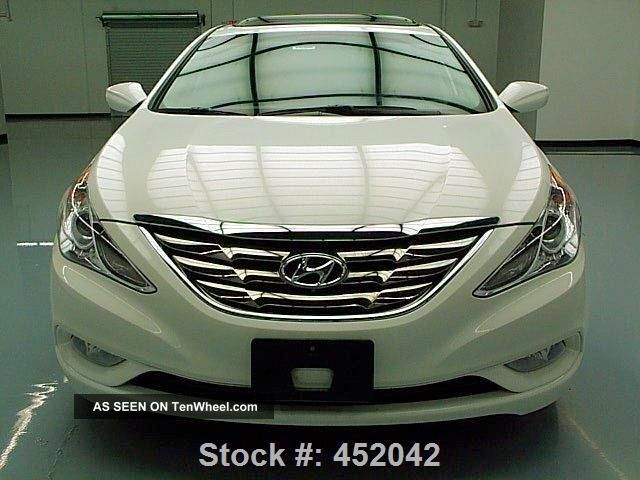 2012 hyundai sonata se 2 0t 45k mi texas direct auto. Black Bedroom Furniture Sets. Home Design Ideas