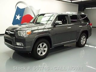 2013 Toyota 4runner Sr5 7 - Pass 3rd Row Park Assist 26k Texas Direct Auto photo