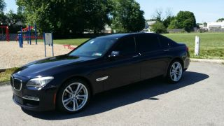 2010 Bmw 7 - Series 750 Li Xdrive M Sport Night Vision C.  P.  O photo