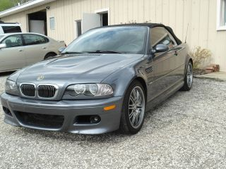 2002 Bmw M3 Base Convertible 2 - Door 3.  2l photo