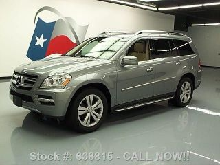 2011 Mercedes - Benz Gl450 P2 Awd Dual 34k Mi Texas Direct Auto photo