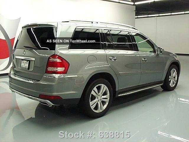 2011 mercedes benz gl450 p2 awd dual 34k mi texas direct auto. Black Bedroom Furniture Sets. Home Design Ideas