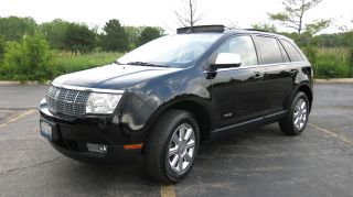 2007 Lincoln Mkx Base Sport Utility 4 - Door 3.  5l photo