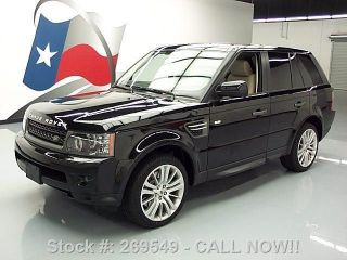 2011 Land Rover Range Rover Sport Hse Lux 4x4 Texas Direct Auto photo