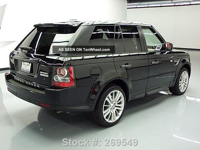 2011 land rover range rover sport hse lux 4x4 texas direct auto. Black Bedroom Furniture Sets. Home Design Ideas