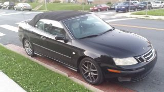 2004 Saab 9 - 3 Aero Convertible 2 - Door photo