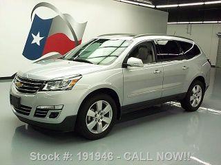 2013 Chevy Traverse Ltz Dual 19k Texas Direct Auto photo