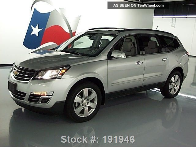 2013 chevy traverse ltz dual 19k texas direct auto. Black Bedroom Furniture Sets. Home Design Ideas