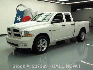2012 Dodge Ram Express Quad Hemi 6 - Pass 20
