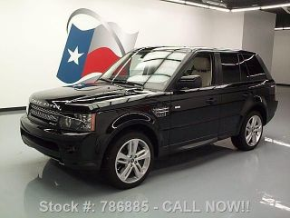 2013 Land Rover Range Rover Sport 4x4 Supercharged Texas Direct Auto photo