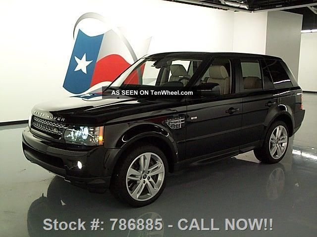 2013 land rover range rover sport 4x4 supercharged texas. Black Bedroom Furniture Sets. Home Design Ideas