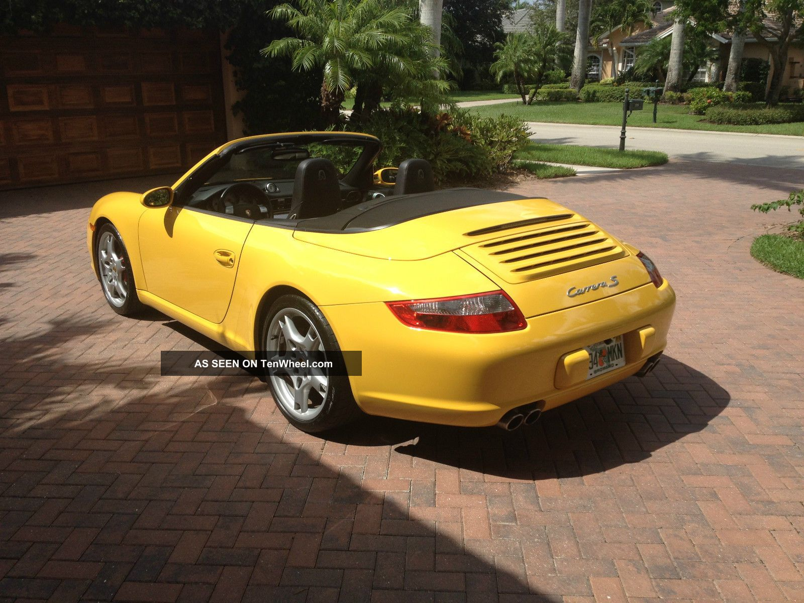 2005 porsche 911 carrera s cabriolet tiptronic 997 related. Black Bedroom Furniture Sets. Home Design Ideas