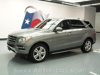2012 Mercedes - Benz Ml350 4matic Awd Only 5k Texas Direct Auto photo