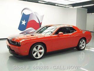 2009 Dodge Challenger Srt - 8 6.  1l Hemi 20k Texas Direct Auto photo