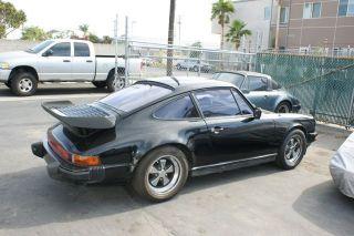 1979 911 Sc Coupe - Euro Spec photo