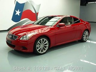2008 Infiniti G37 Sport Coupe 6 - Spd Texas Direct Auto photo