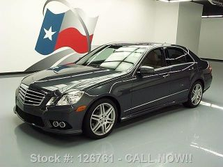 2010 Mercedes - Benz E350 Sport 54k Texas Direct Auto photo