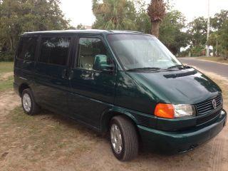2000 Volkswagen Eurovan Gls Standard Passenger Van 3 - Door 2.  8l photo