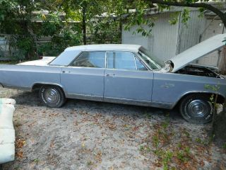 1963 Oldsmobile 98 4 Door Hard Top No Post photo