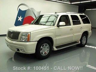 2006 Cadillac Escalade 7 - Pass Htd 63k Texas Direct Auto photo