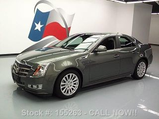 2011 Cadillac Cts4 3.  0 Performance Sedan Awd Auto 28k Texas Direct Auto photo