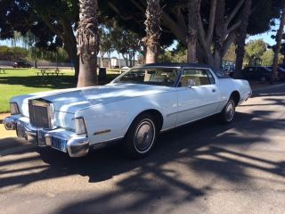 All 1973 Lincoln Continental Mark Iv photo