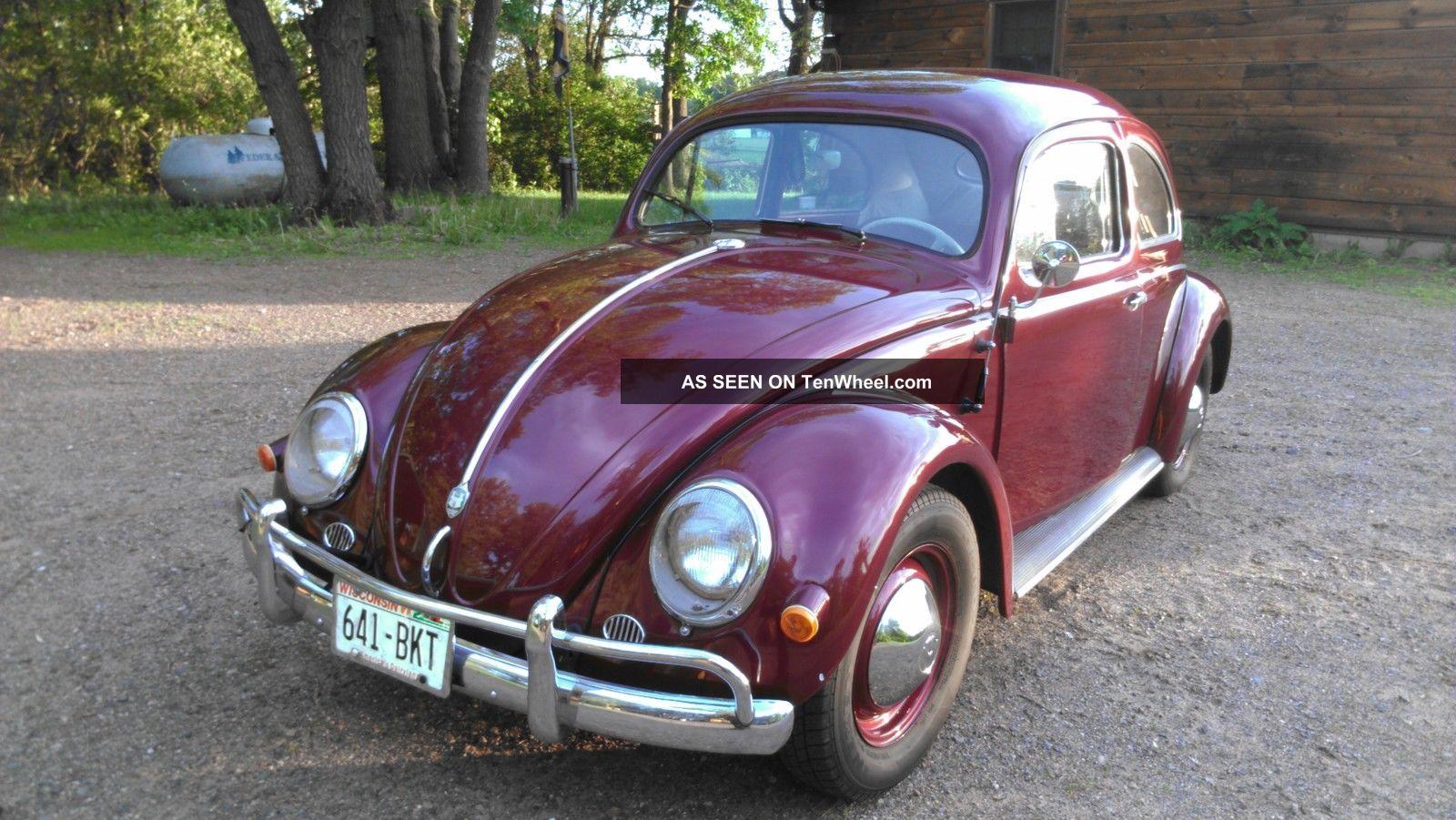 Volkswagen Beetle 1957 Beetle - Classic photo