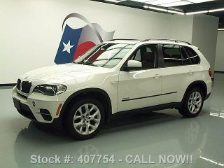2011 Bmw X5 Xdrive35i Premium Awd Pano Roof 50k Mi Texas Direct Auto photo
