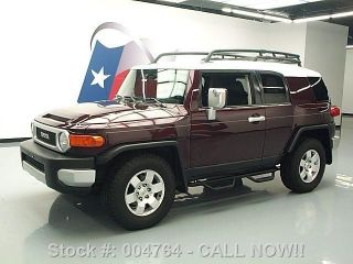 2007 Toyota Fj Cruiser 4.  0l V6 Auto Side Steps Tow 50k Texas Direct Auto photo