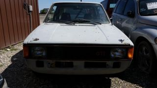 1982 Volkswagen Vw Rabbit Diesel Gti photo