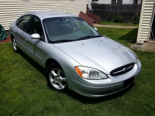 2002 Ford Taurus Se Sedan 101k photo